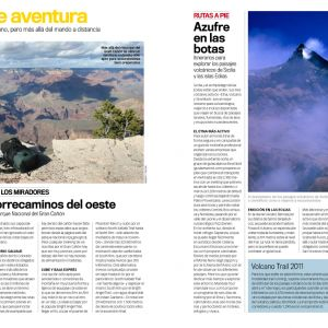 lonely planet espana volcano trail